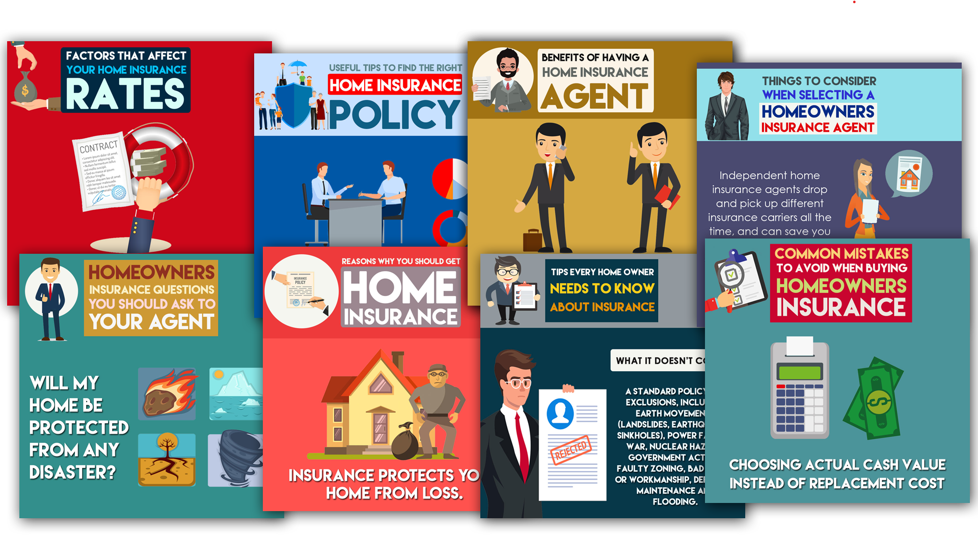 Home Insurance Agent